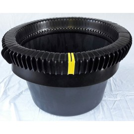 Japalangre Auto basket 90 liter with 95 slots for fish under 10 kg
