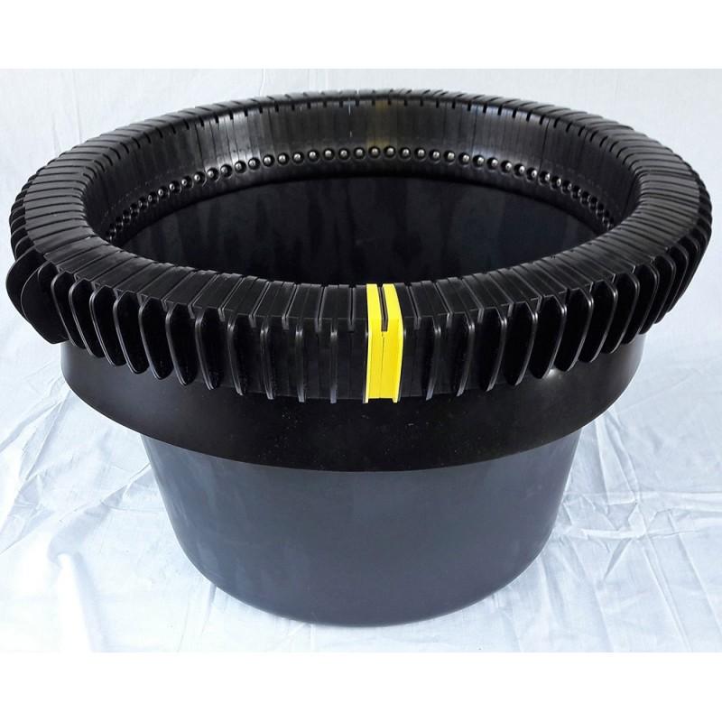 Japalangre Auto Basket 65 Liter With 83 Slots For Fish Under 10 Kg Havfiskeri As