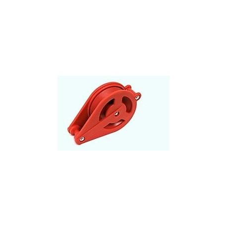Belitronic halingsblokk rød