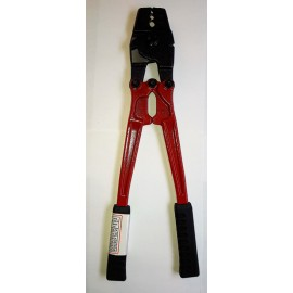 Universal tongs for crimps 2.0mm - 2.5mm - 3.0mm