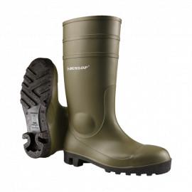 Dunlop Sikkerhets-støvler Prosess